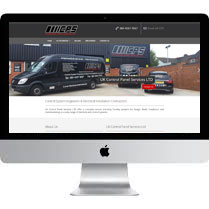 Web Designer Stoke For UK Control Panel Services