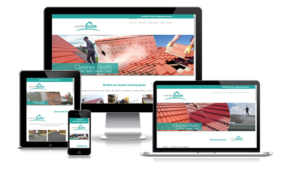 Visit Future Roofs - Web Designer Stoke on Trent