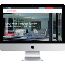 Web Designer Stoke For Tailormade Windows and Doors