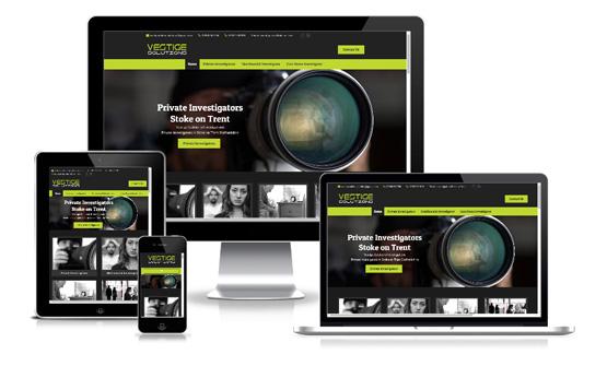 Vestige Solutions - Web Designer Stoke on Trent